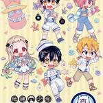 『地縛少年花子くん』×「ロールアイスクリームファクトリー」2
