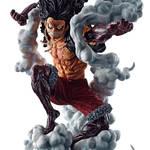 A賞:ルフィ ギア4―スネイクマン―フィギュア(全1種) 約21.5cm