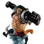 B賞:ルフィ ギア4―バウンドマン―フィギュア(全1種) 約22cm
