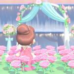 「あつ森結婚式」したいあなたへ♪ ウエディングドレスの無料配布がスタート5