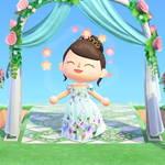 「あつ森結婚式」したいあなたへ♪ ウエディングドレスの無料配布がスタート8