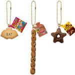 F賞:まるでお菓子なフィギュアチャーム(全3種)約3.5~10cm2