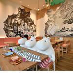 ムーミンカフェ 東京スカイツリータウン・ソラマチ店