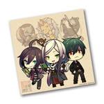 声優×本格怪談『西園寺古書堂怪奇譚』CD発売決定5