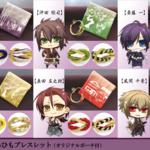 『薄桜鬼 真改』の「扇子&袋セット」と「京くみひもブレスレット」が発売決定♪5
