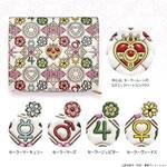 美少女戦士セーラームーン×浅草文庫 クリスタル花菱文の二つ折り財布2