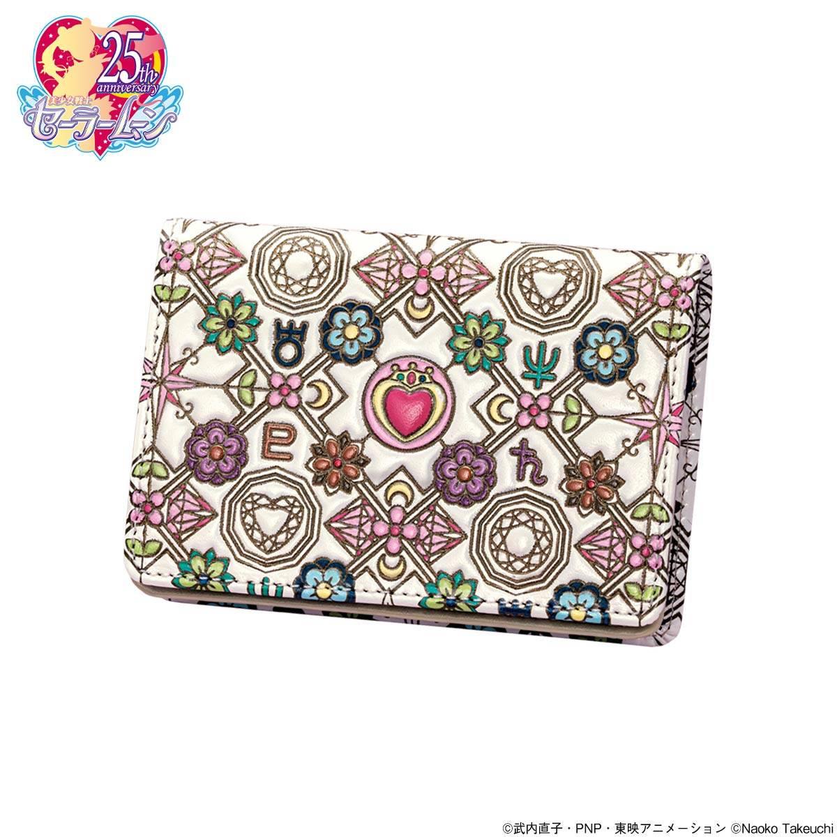 美少女戦士セーラームーン×浅草文庫 クリスタル花菱文のカードケース