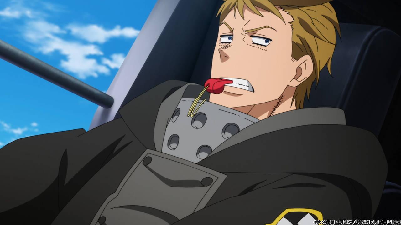 『炎炎ノ消防隊』本PV第2弾6