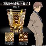 名探偵コナン 江戸切子グラス6