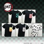 『鬼滅の刃』デザインTシャツ第2弾