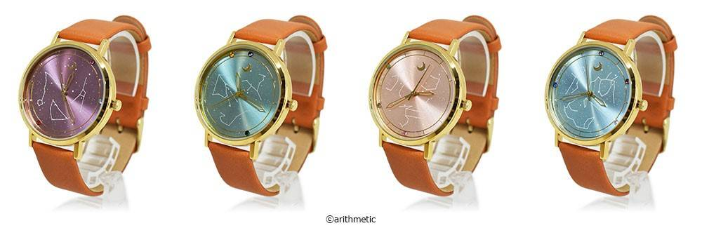 『Starry☆Sky』公式コラボレーション腕時計が期間限定で受注販売開始!2