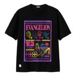 ビッグT(5分袖)EVANGELION 2/¥1,490(税別)/ジーユー