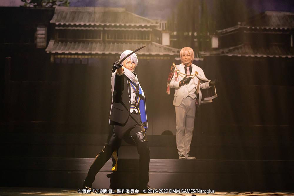 【速報】科白劇 舞台『刀剣乱舞/灯(ともしび)』開幕レポート&キャストコメントが到着!