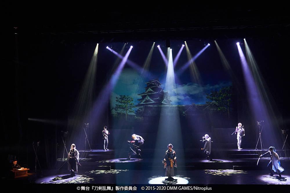 【速報】科白劇 舞台『刀剣乱舞/灯(ともしび)』開幕レポート&キャストコメントが到着!5