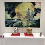 『夏目友人帳』緑川ゆき複製原画展&復刻・ニャンコ先生を探せ!2