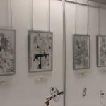 『夏目友人帳』緑川ゆき複製原画展&復刻・ニャンコ先生を探せ!4