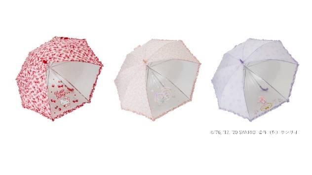 サンリオキャラクターで梅雨&暑さ対策! 4