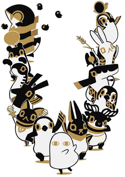 『とーとつにエジプト神』アヌビス役に下野紘、トト役に梶裕貴が決定!キャストコメント&PV公開2