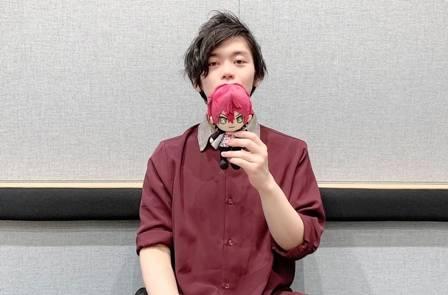 日暮茜役の古川慎さん