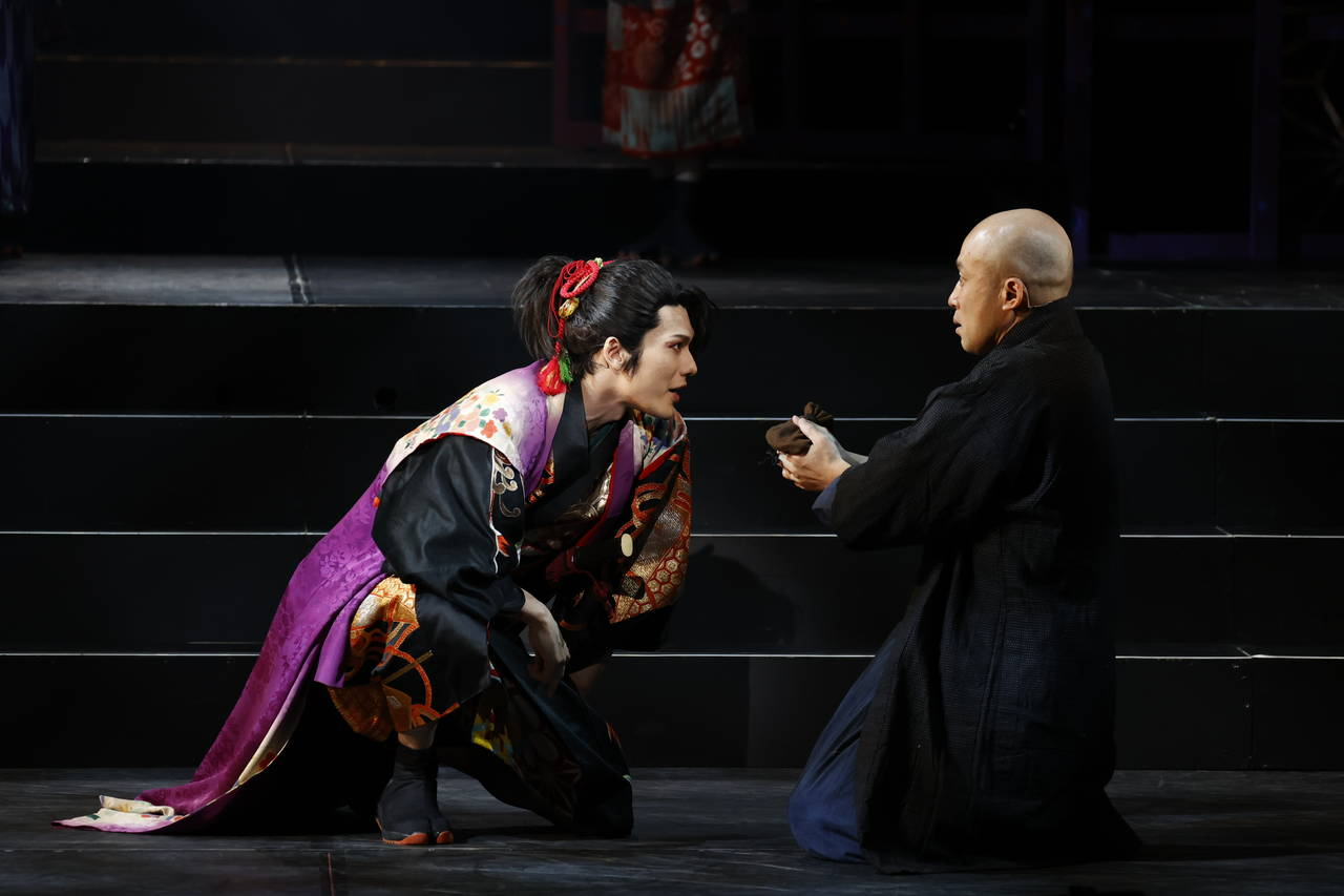 舞台『死神遣いの事件帖』