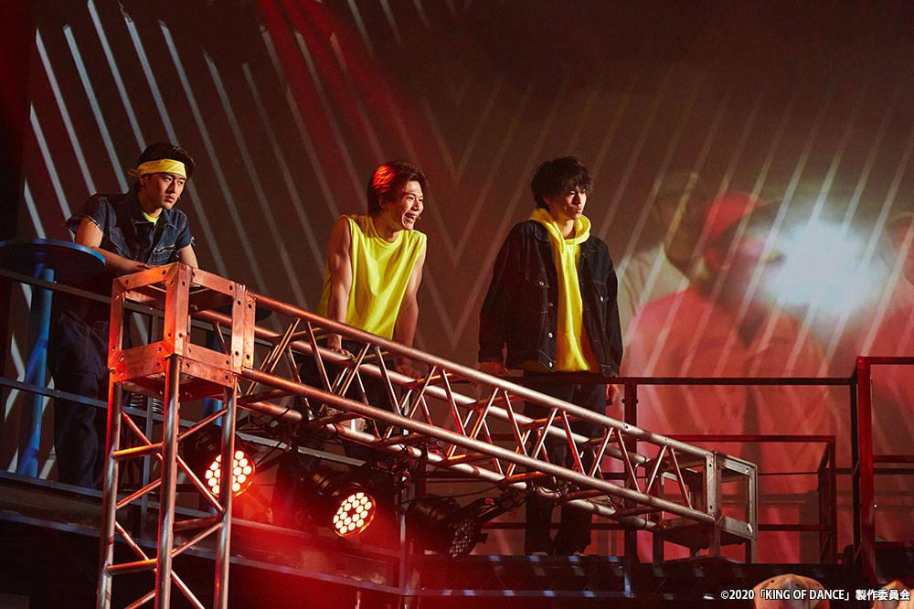 舞台『KING OF DANCE』東京公演が開幕!5