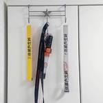 「コンサートグッズ 銀テープホルダー 30mm」2