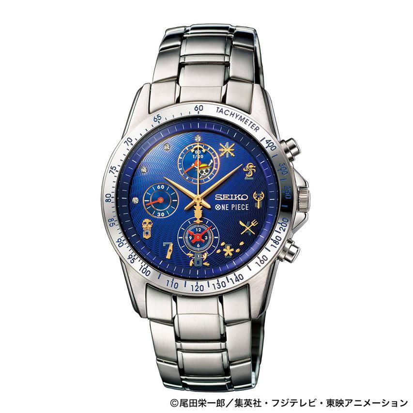 『ONE PIECE』セイコーコラボ腕時計、キャンセル分が数量限定で再販中!2