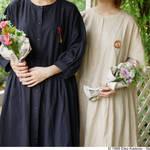 『魔女の宅急便』キキの魔女服をイメージしたワンピースが登場!2
