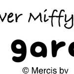 フラワーミッフィー juice garden