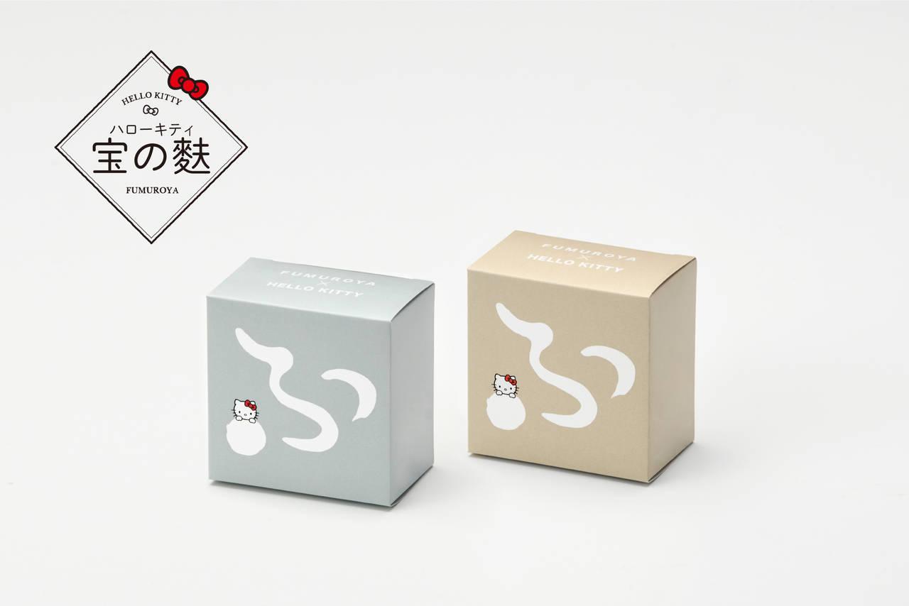 加賀麩不室屋×ハローキティ
