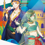 TVアニメ『A3!』Blu-ray&DVD第3巻のジャケット画像