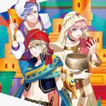 TVアニメ『A3!』Blu-ray&DVD第4巻のジャケット画像公開!ドラマCDの試聴も開始4