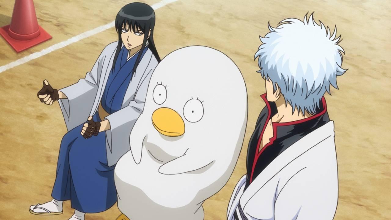 アニメ『銀魂』が地上波に戻ってくる!「よりぬき銀魂さん ポロリ篇」10月から放送決定!7