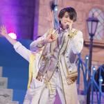 「Disney 声の王子様」純白の王子衣装4