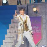 「Disney 声の王子様」純白の王子衣装5