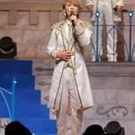 「Disney 声の王子様」純白の王子衣装6