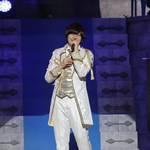 「Disney 声の王子様」純白の王子衣装7