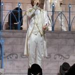 「Disney 声の王子様」純白の王子衣装8