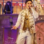 「Disney 声の王子様」純白の王子衣装10