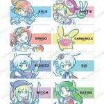 『ぷよぷよ』コラボショップが開催!人気キャラクターたちがかわいいデフォルメ仕様に6