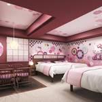 浅草東武ホテルにハローキティルームが誕生5