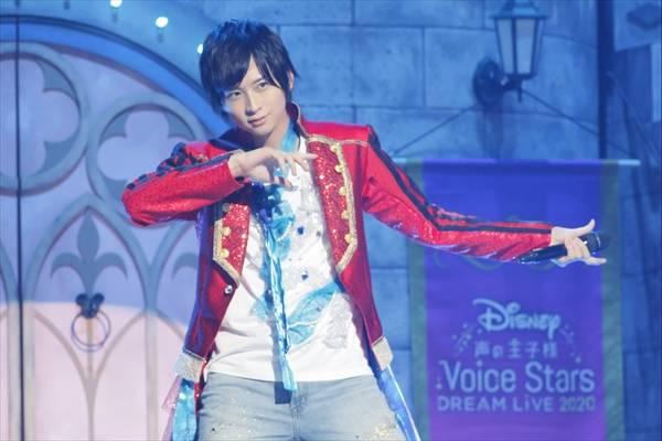 『Disney 声の王子様』イベントレポート画像4 numan
