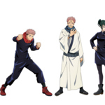 『呪術廻戦』最新キャラクタービジュアル
