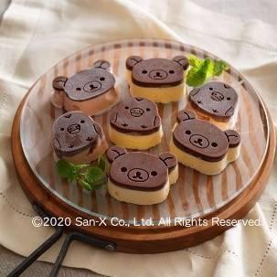 リラックマ×お菓子作りグッズ11