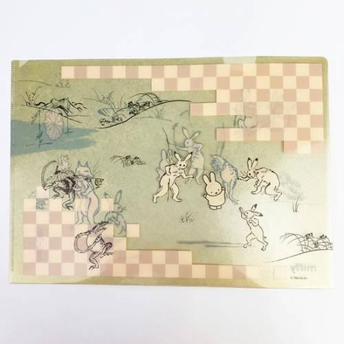 ミッフィー×鳥獣戯画14