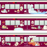 『すみっコぐらし』阪急電鉄とコラボ2
