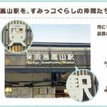 すみっコぐらし×阪急電鉄6