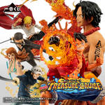 一番くじ ワンピース with ONE PIECE TREASURE CRUISE
