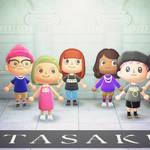『あつまれ どうぶつの森』ジュエリーブランド「TASAKI」のマイデザインが公開に2