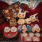 一番くじ Pokemon Mimikkyu's Antique & Tea